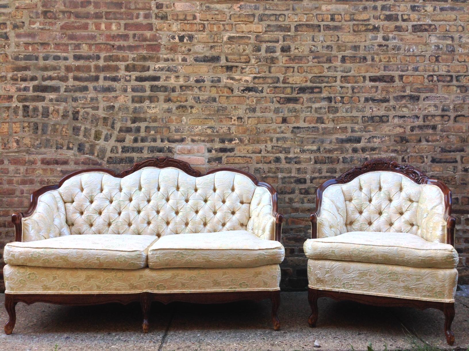 Furniture Rent Vintage Chicago
